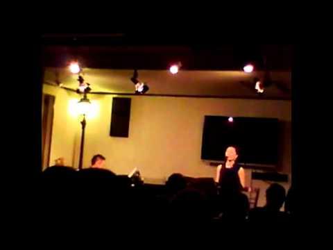 「接吻」 鈴木ゆかり&片野篤St.Valentine Live@日光市珈茶話(kashiwa) 2012/2/12