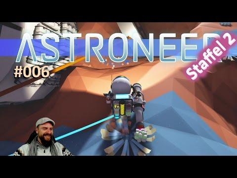 Astroneer deutsch 🚀 S2E006: Schrott bergen? Es wehen neue WINDE   gameplay german  