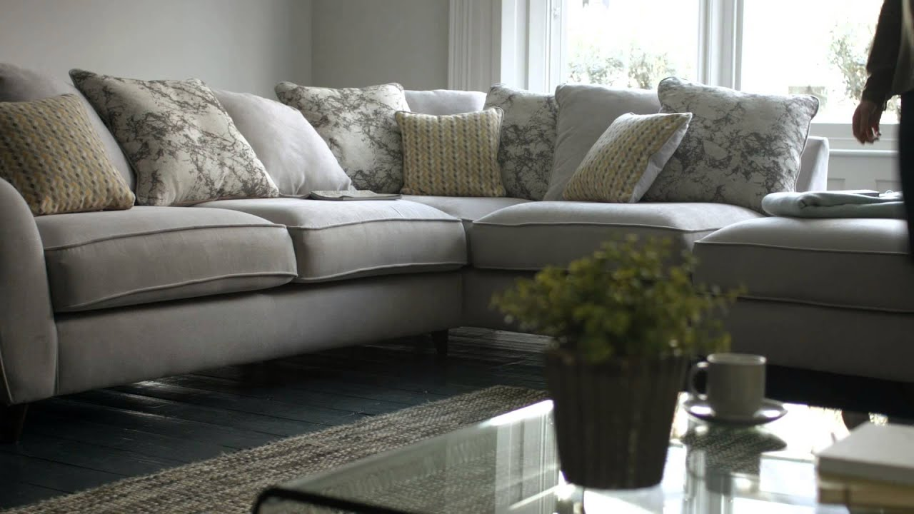 Fabric Modular Sofas Corner Sofas Carrara Furniture