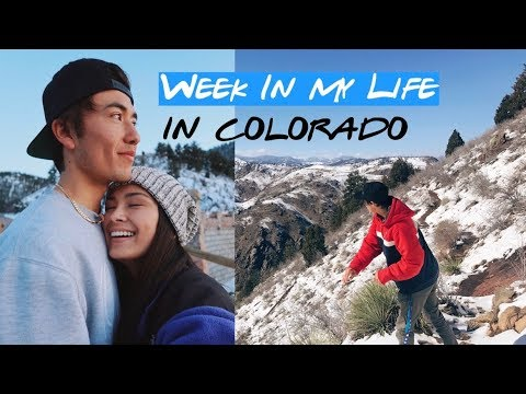 Week In My Life: Colorado Trip!!