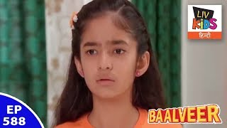 Baal Veer - बालवीर - Episode 588 - The Magical Pencil Leaves Meher Shocked