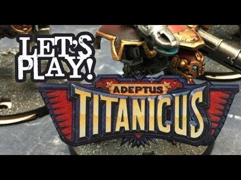 Pdf adeptus titanicus