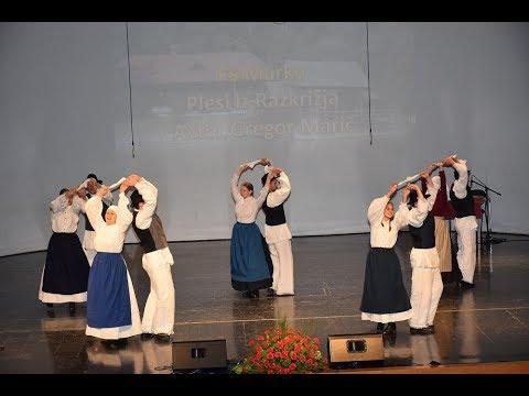 Ples in glasba izpod kamniških planin 2017, KD Kamnik, 18  11  2017