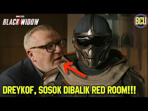 INI DIA SOSOK SECRET VILLIAN DIBALIK RED ROOM DAN TASK MASTER !! | BLACK WIDOW NEW TRAILER BREAKDOWN