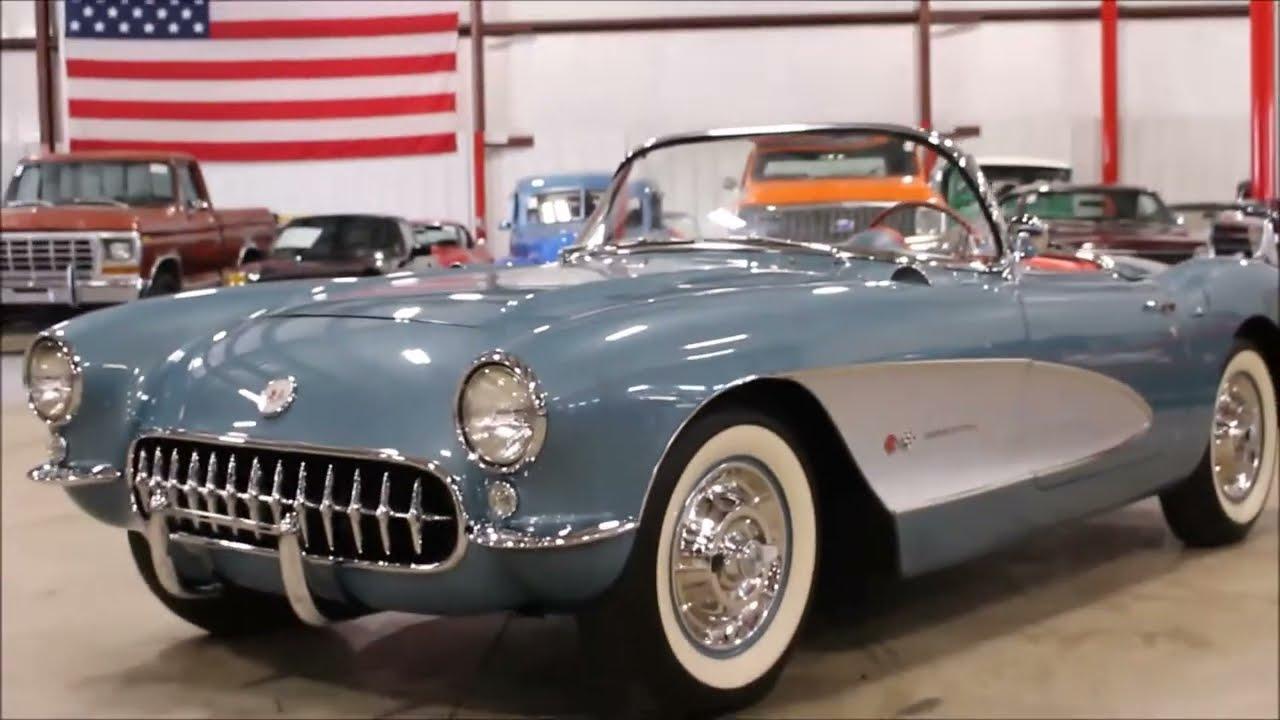 1957 Chevy Corvette - YouTube