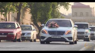 |WEDDING CAR CORTEGE|СВАДЕБНЫЙ КОРТЕЖ|TOY KORTEJI|IN BAKU|2017|BASS
