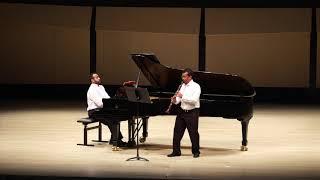 Duo Made in Brazil - II. BRAHMS Clarinet Sonata No 2, Op. 120