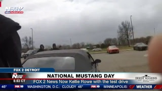 FNN: Southwest Engine Failure, National Mustang Day