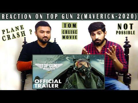 Pakistani Reaction On   TOP GUN 2: Maverick Official Trailer #2 (2020)   Tom Cruise Movie