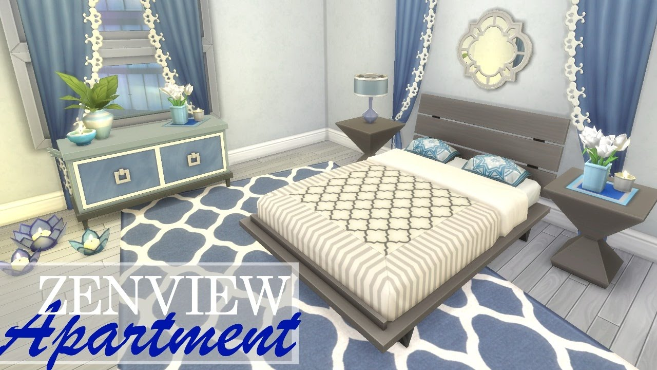 Sims 4 702 Zenview Apartments Loft Apartment