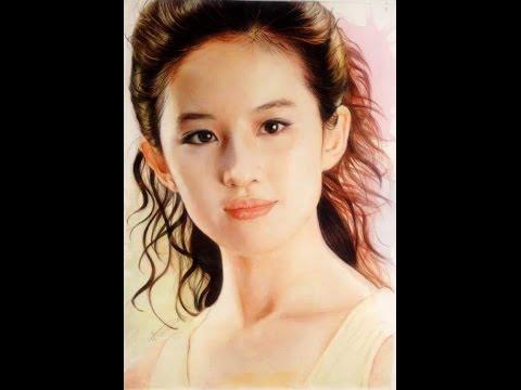 [Paintings] Tổng hợp hình vẽ Lưu Diệc Phi