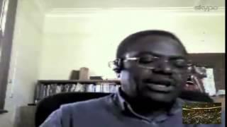 IAMCR Plenary No. 1 - Prof Francis Nyamnjoh