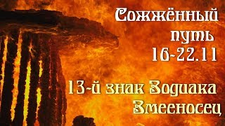 Сожженный путь c 16-22.11 и Змееновец