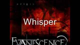 Evanescence Origin Part One Whisper and Imaginary