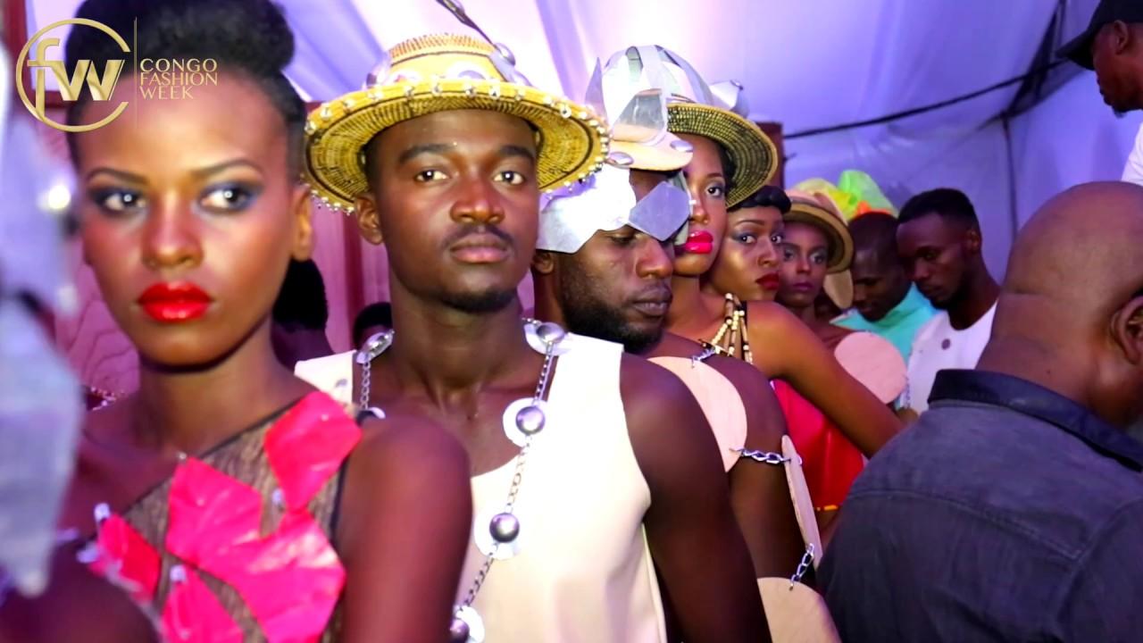 Congo Fashion Week 2016   DAY 1