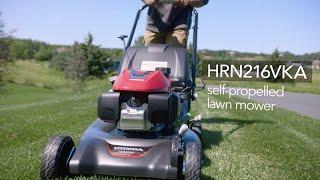Honda HRN216VKA Lawn Mower