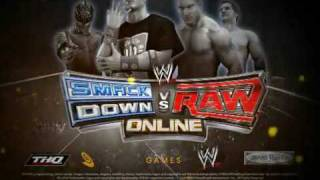 [CANCELED] WWE SmackDown vs. Raw Online (PC) 1st Official Trailer [CANCELED]