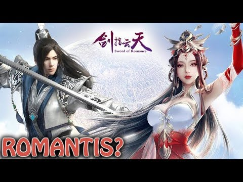 MMORPG Romantis? | Sword Of Romance [ENG] Android MMORPG Open World (Indonesia)