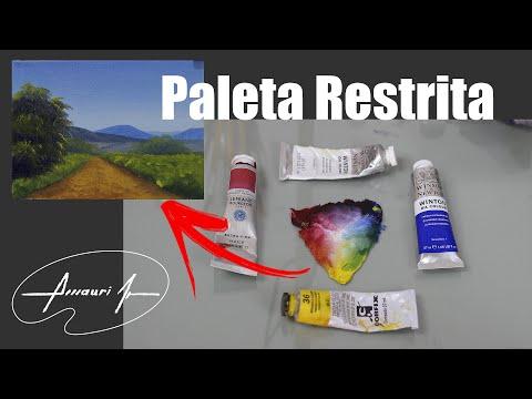 COMO USAR UMA PALETA RESTRITA - Amauri Jr Artes from YouTube · Duration:  35 minutes 43 seconds
