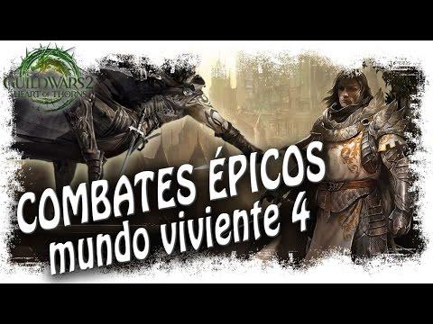 Guild Wars 2  La cabeza de la serpiente 20170324 | MMOrpg Gameplay español
