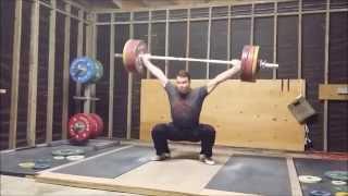 Ian Wilson 2014 Pan Am Championships Preparation