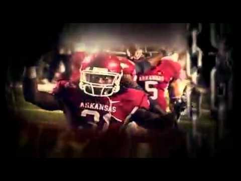 2011 Arkansas Razorback Football Pregame Intro