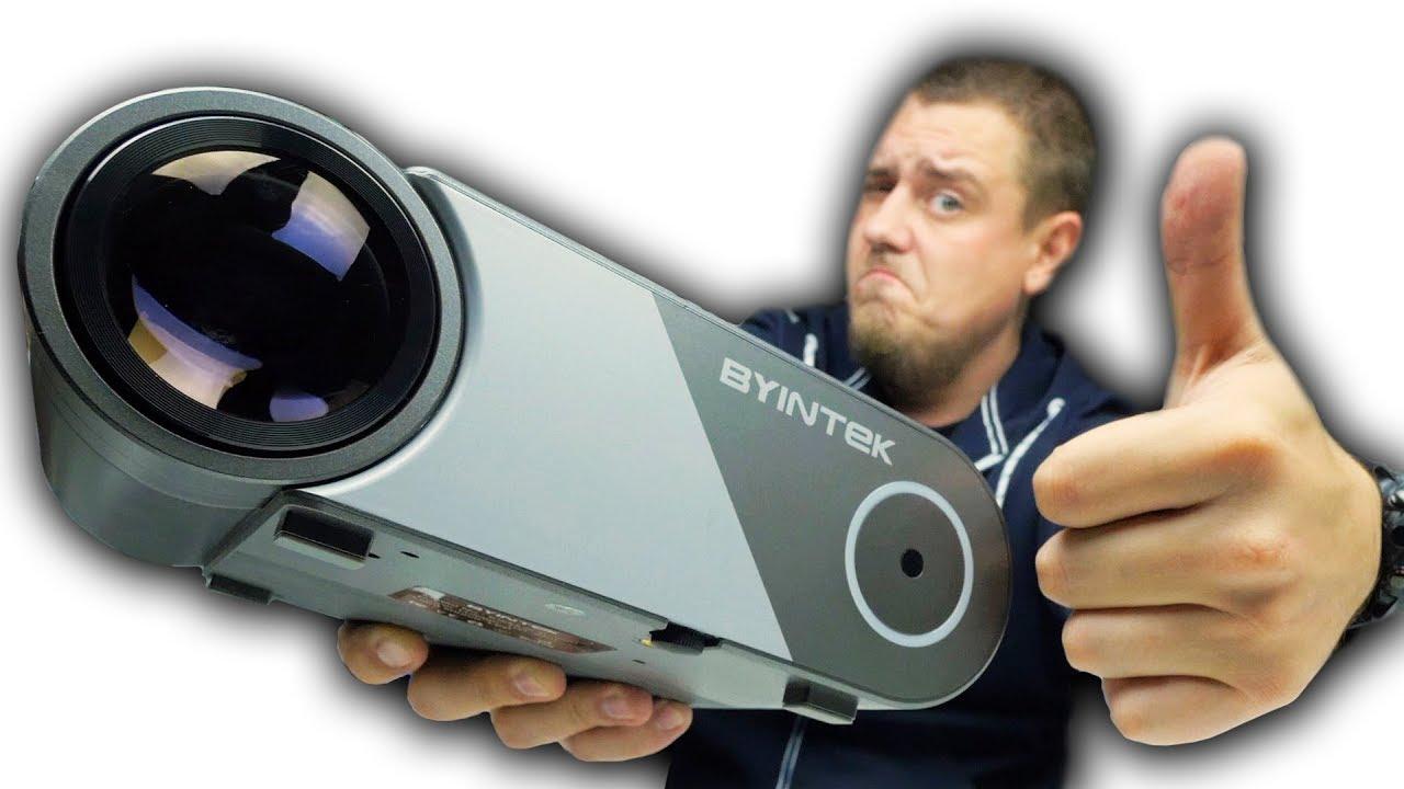 Лучший проектор с Алиэкспресс за 130 баксов, что я видел!
