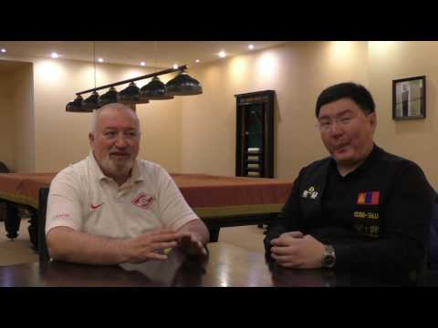 Шестидесятый выпуск - монгольский снукер