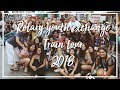 Train Tour USA - Rotary Youth Exchange