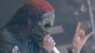 Slipknot - The Heretic Anthem live (HD/DVD Quality)