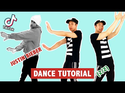 INTENTIONS DANCE | Dance Like Justin Bieber