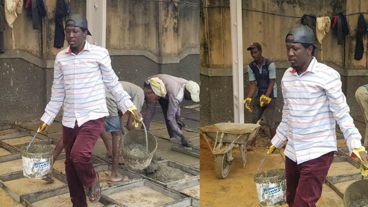 Kalli Ali Madagwal A Bakin Aiki || Babu Maraya Sai Rago