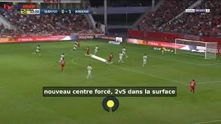 Tactique DFCO / J3 Dijon Bordeaux