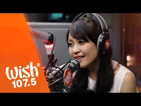 "Aia De Leon sings ""Sundo"" LIVE on Wish 107.5 Bus"