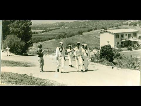 ביקור המלחים המצרים בשער העמקים 1979