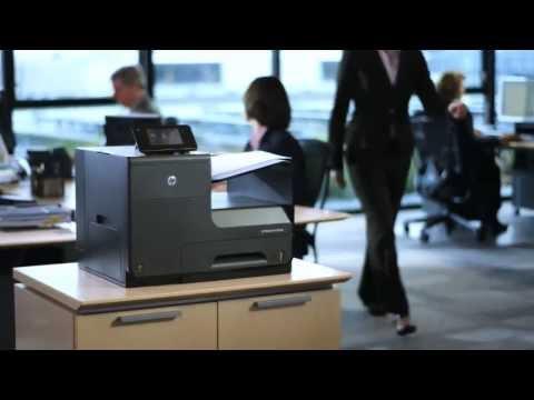 HP Officejet Pro X - Meet The World's Fastest Desktop Printer