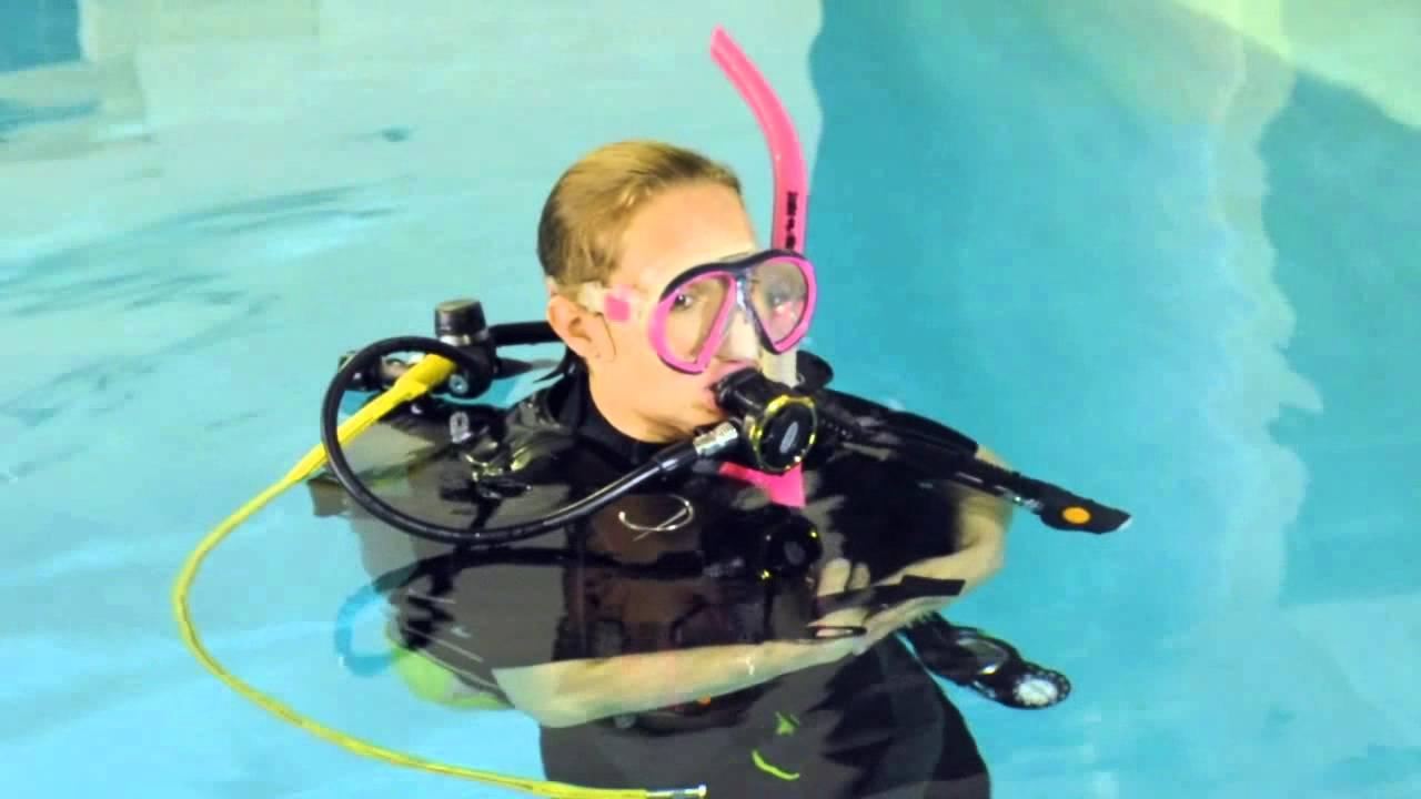Scuba skill determining proper weighting youtube - Dive training magazine ...