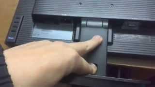 Розбирання (лагодження) монітора LG Flatron L192 WS