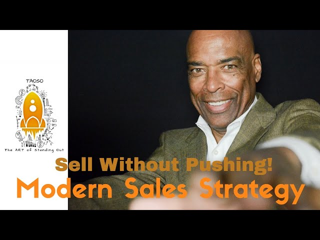 Are your sales skills stuck in 2009?  Learn to sell without pushing!