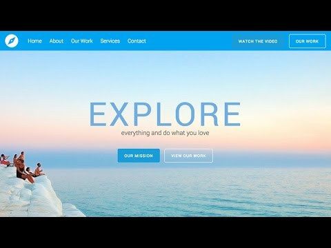 How To Make a WordPress Website - 2015