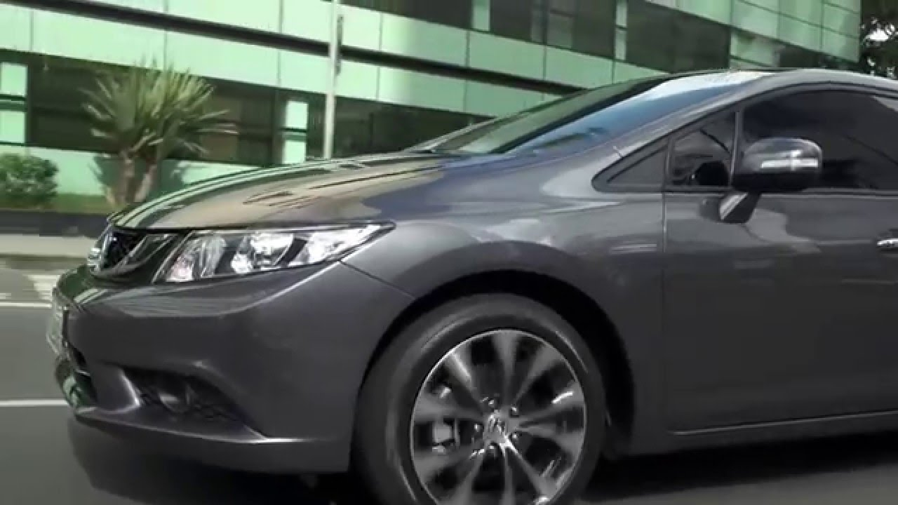 2016 New Honda Civic Commercial