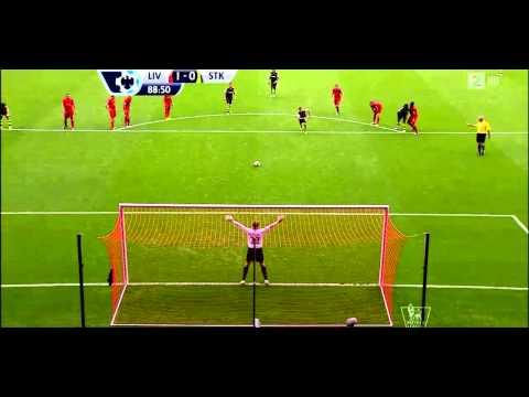 Simon Mignolet   Best Saves 2013-14   Liverpool FC