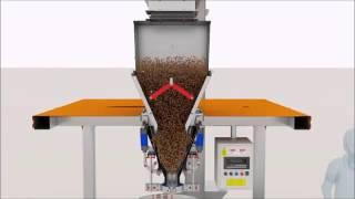 Powder Bagging Machine: Screw Feeding Type