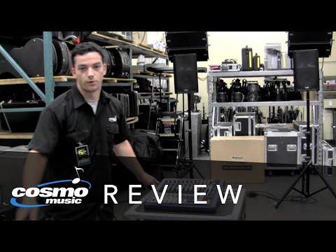 QSC K Series Speakers Overview & Setup Tutorial