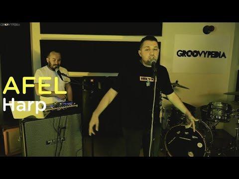 Afel - Harp // Groovypedia Studio Sessions