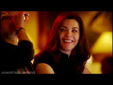The Good Wife || here's to us.