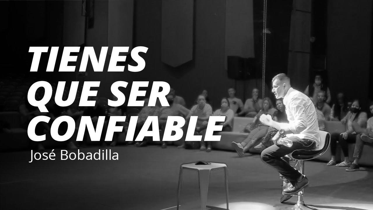 EL PODER de la CONFIANZA - José Bobadilla