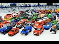Review 85 Small Toy Cars for Children Video For Kids