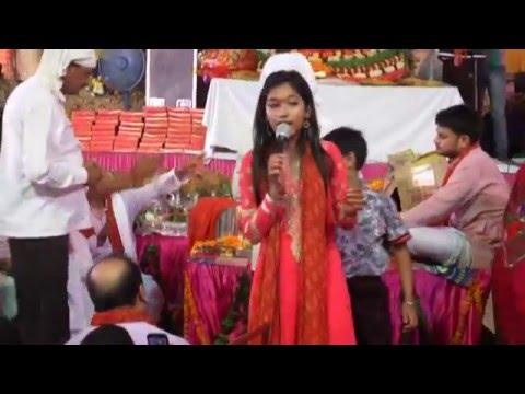 Le ja Maa Ki Duayein Tere Kaam Aayegi Live Bhajan - Twinkle Sharma Bhajan, Taraori 2016