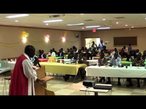 1. Abrhram Yel Nhial's mission for peace of South Sudanese